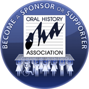 Become a sponsor or Supporter of Oral History Association